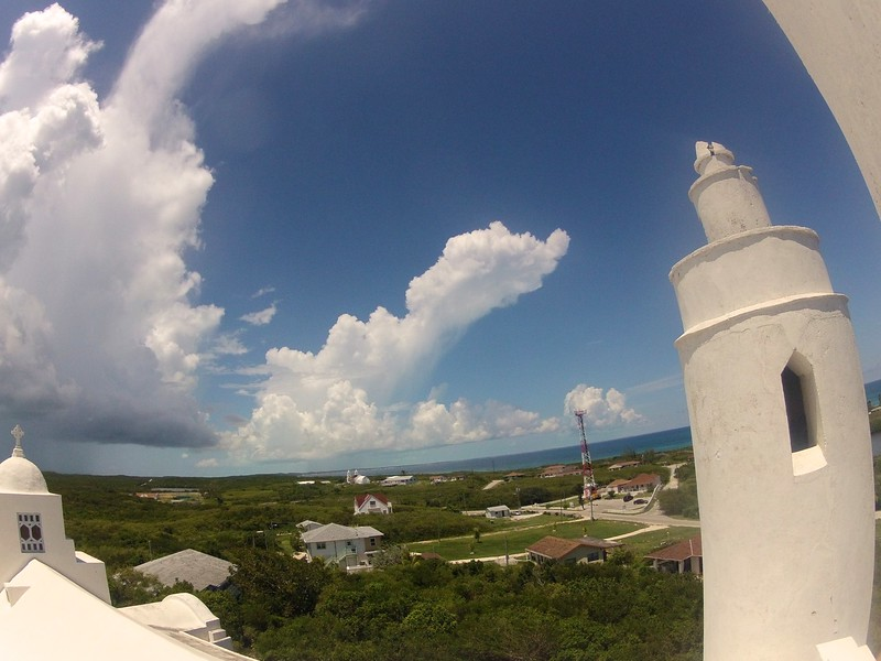 From the tower at Sts. Peter and Paul Catholic Church