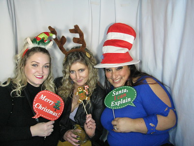 Sport Clips Holiday Party!