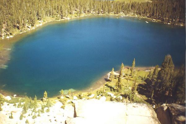 The Dinkey Lakes Dayhike, July 1997