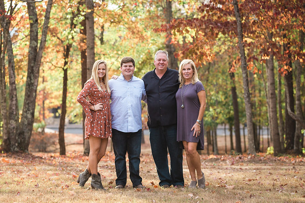 Bussey Family 2016