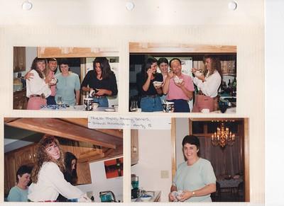 8-5-1993 Dinner, Taylor, Montano & Davis