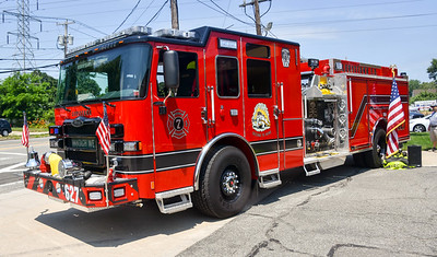 Levitown Fire Dept CO 7 Double Wetdown [07.07.19]