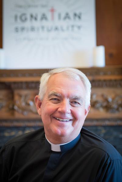 Fr. Gerry Blaszczak, S.J