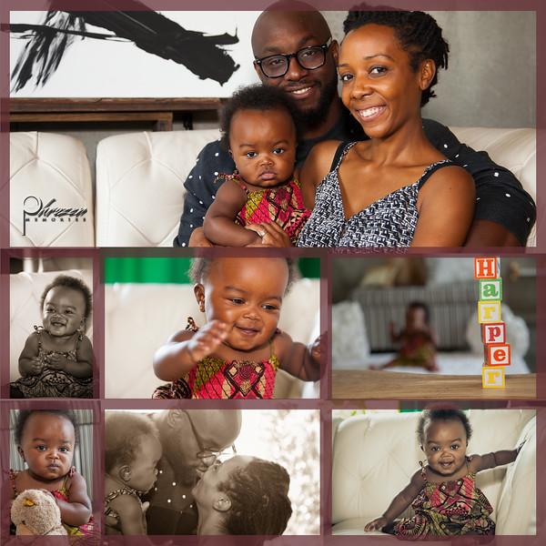 Miss Harper & Family