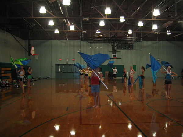 2006-08-07: Band Camp Day 6