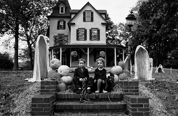 Halloween at Thornhill Home