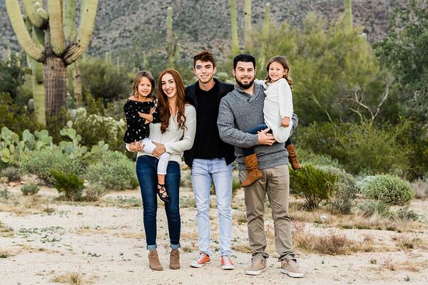 The B Family | Dec 2018 | Marana, AZ