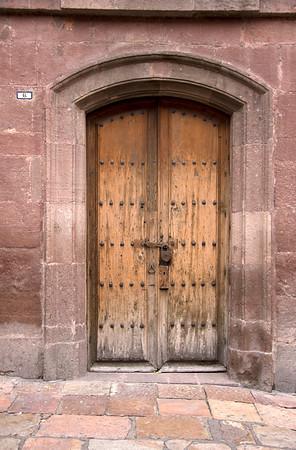Doors of San Miquel