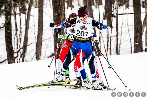 2016 - Nordic Nats - Women Skate - 20k