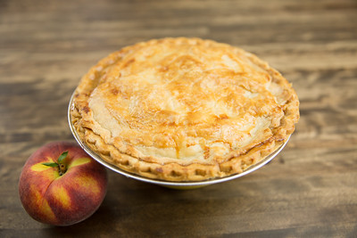 Easy as Pie Peach Pie