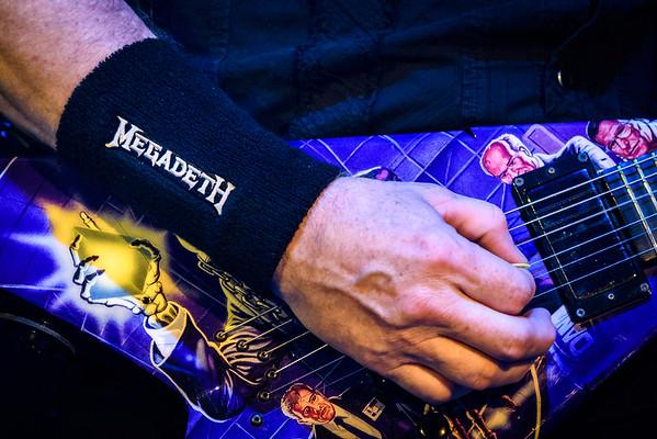 Megadeath Rockhal 16