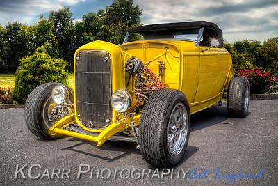 Pioneer Days Car show - 2014