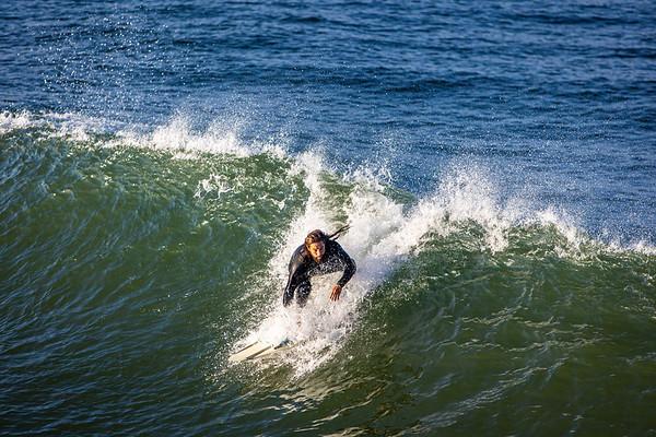 San Diego Surfing - 3-24-21