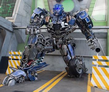 Singapore Universal Studios.