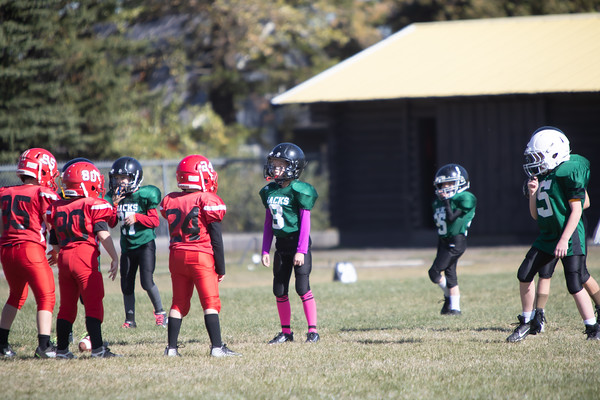St. Maries Lumberjack Youth Football | Playoff Games