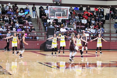 Timpson Lady Bears vs Martin's Mill Gallery