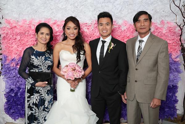 Chloe & Loc's Wedding