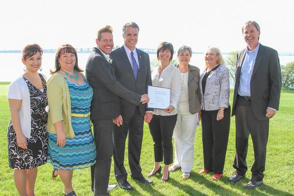 Rotary Community Service Award 2015