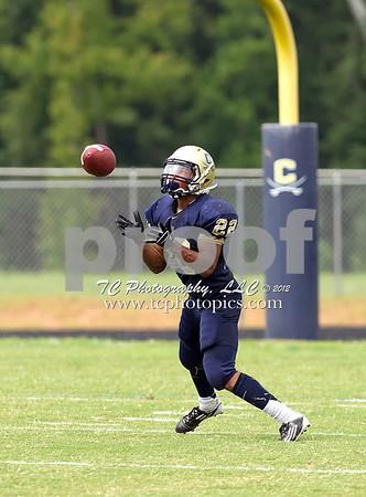 2012 - Varsity Football