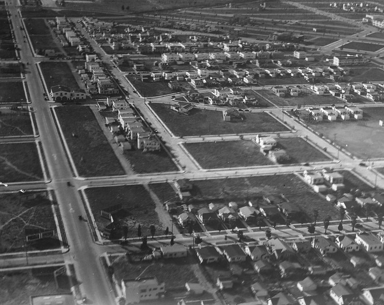 Vernon and Third Aerial