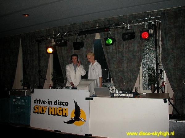 20050825 Bruiloft 't Veerhuys Rhoon
