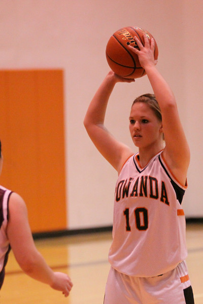 2011-12 JV Girls Basketball