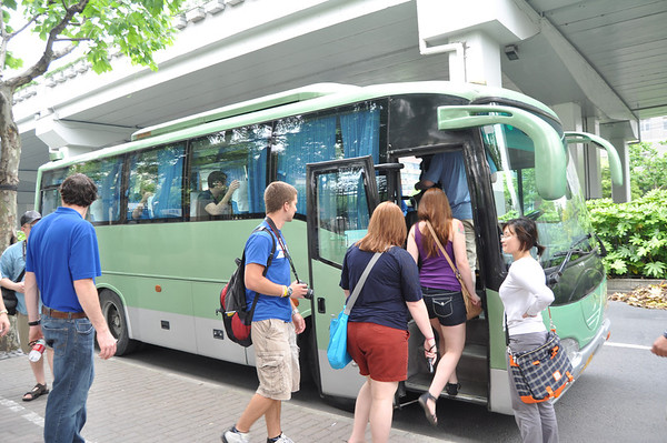 ISU Explores China