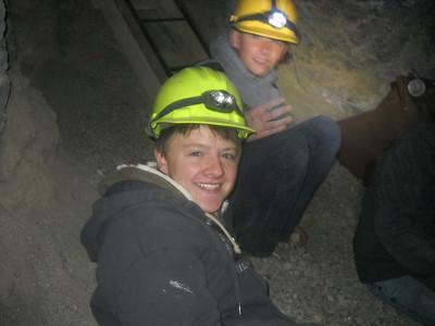 Dwarf Mine Deacons Campout 2009