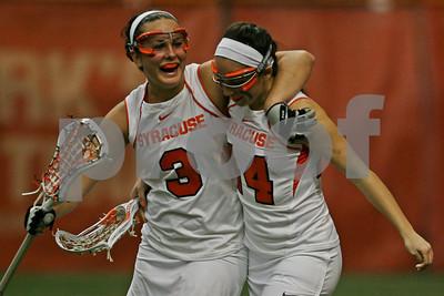 4/16/2013 - NCAA Women's D1 - Cornell University vs. Syracuse University - Carrier Dome, Syracuse, NY