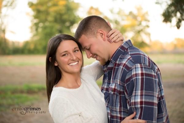 Brooke & Kyle Engagement Session 10/11/15