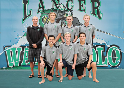 Lancers Water Polo Aug. 20, 2015