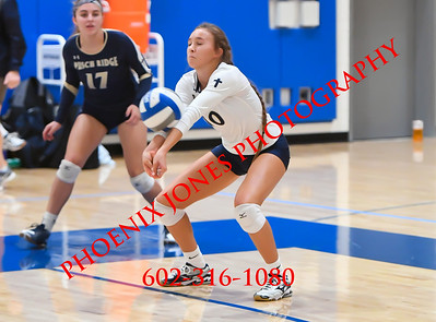 9-23-17 - Horizon Honors vs. Pusch Ridge Christian Academy (Desert Classic) Volleyball