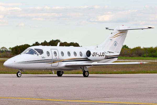 OY-JJO - Hawker 400A Beechjet