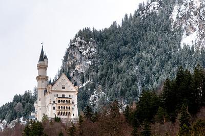 Neuschwanstein Castle 2013