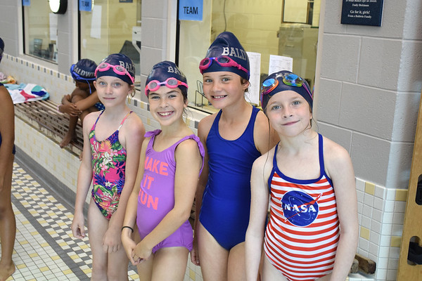 Grade 4 Swim Meet 2019