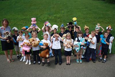 Teddy Bear Picnic, West Penn Elementary School, West Penn (5-25-2012)