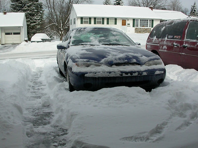 First Snow of '05