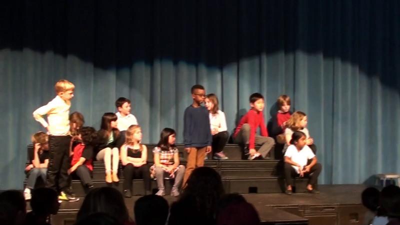Third Grade Plays Video