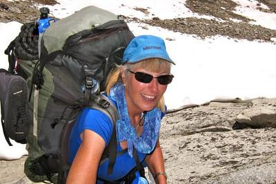 Karen Najarian, aka Sierra Maclure