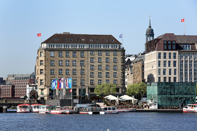 2012 05 02 Alster im Mai Hamburg