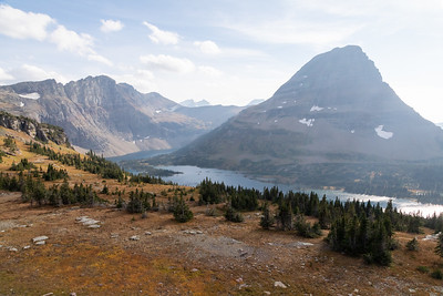 Glacier National Park MO US Sep 2020