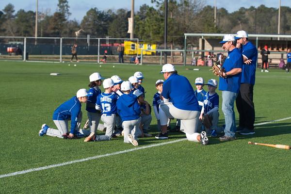 Texas Force Little League Baseball