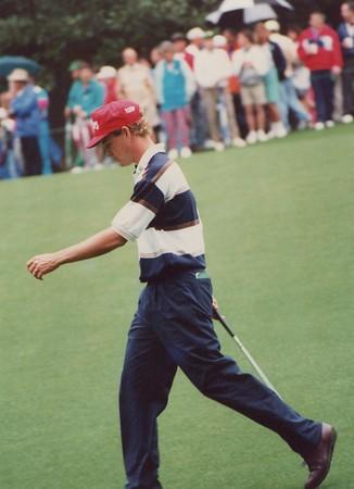 1995 - Masters Golf