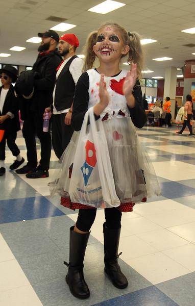 Lowell Monster Bash Halloween 102718
