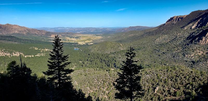 Pine Valley Mountain - Whipple Trail