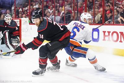 Canes vs Islanders 05.01.19