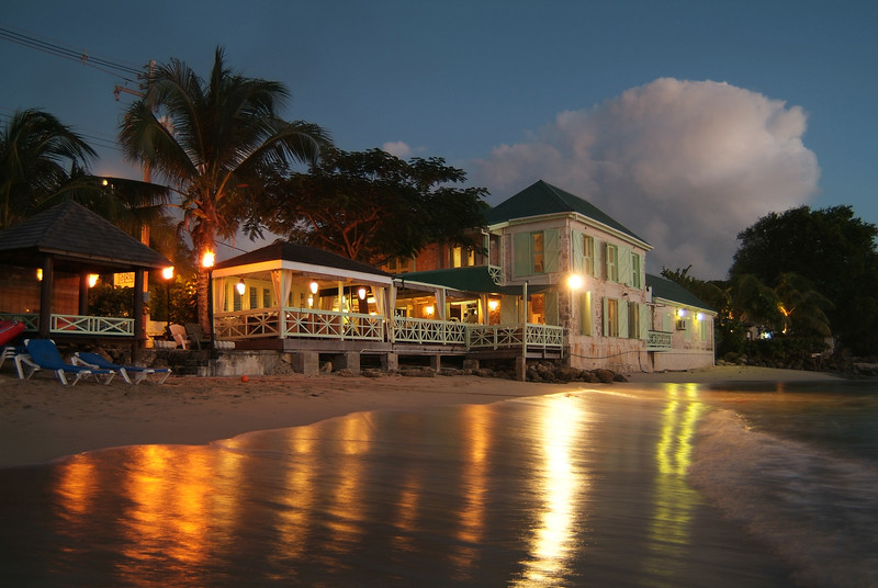 The Fish Pot Restaurant in Barbados, Caribbean. Barbados photographed by Barbados Photography www.barbados-photography.com
