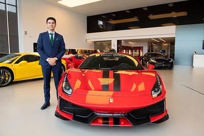 Ferrari Quebec