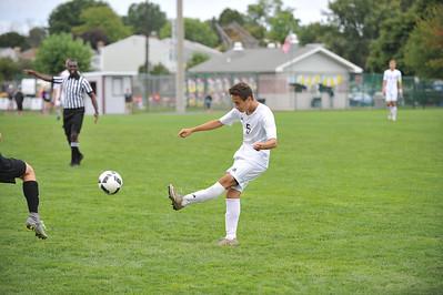2016-09-24 Varsity Boys Soccer