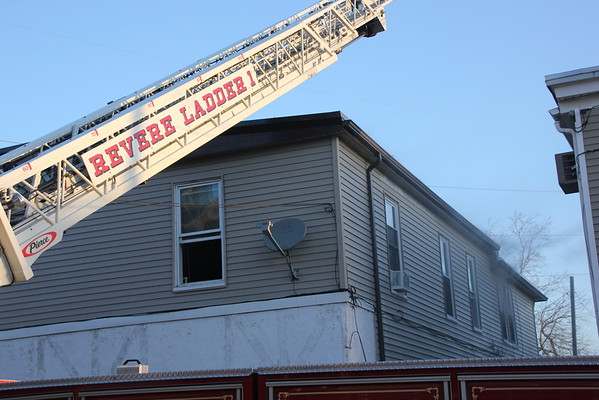 Revere. 470 Revere St Working Fire. 04/12/2015